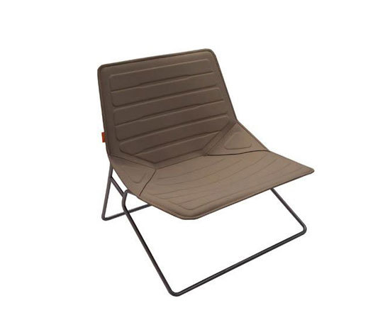 F117 by WIENER GTV DESIGN | Garden armchairs