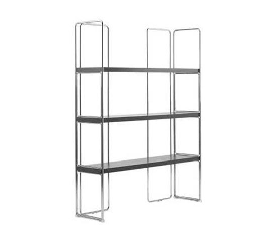 Oneline bookcase by WIENER GTV DESIGN | Shelving