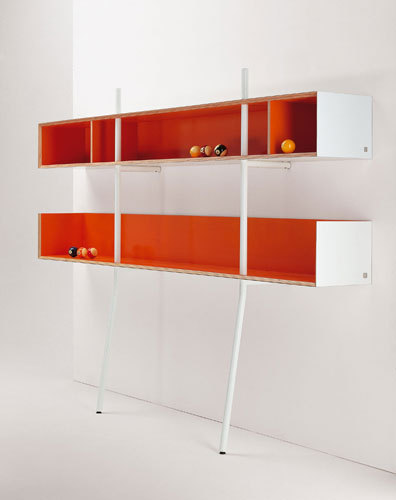 Variazioni by WIENER GTV DESIGN | Shelves