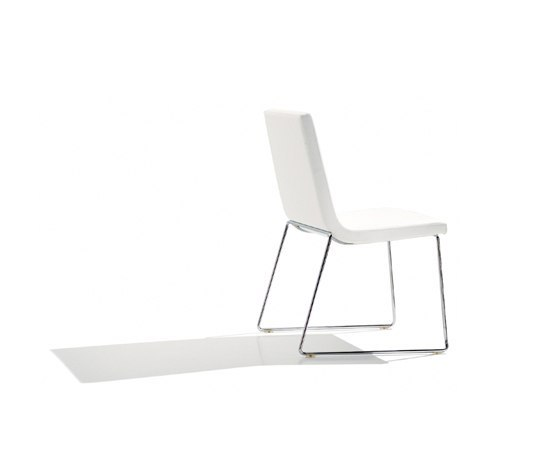 Lineal Comfort SI 0594 by Andreu World | Visitors chairs / Side chairs