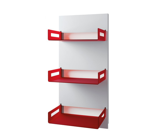 EASY.STORAGE by B-LINE | Bath shelving