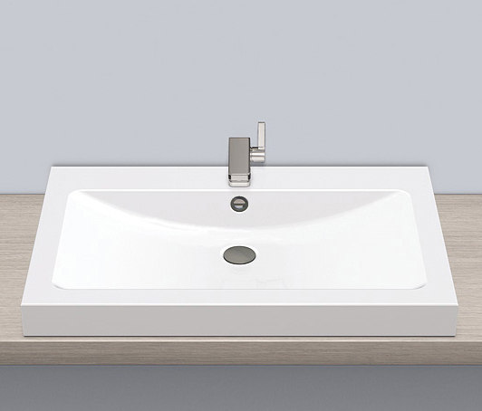 AB.R800H by Alape | Wash basins