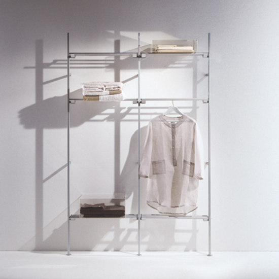 Hypostila Shelving System by BD Barcelona | Bath shelving