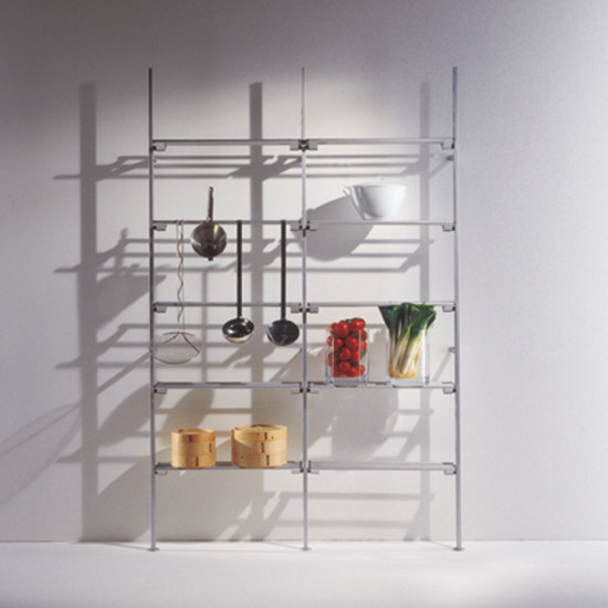 Hypostila Shelving System by BD Barcelona | Shelves