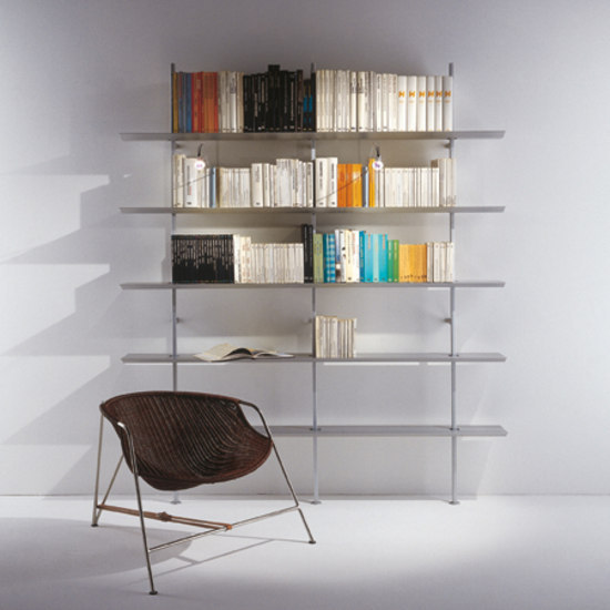 Hypostila Shelving System by BD Barcelona | Office shelving systems