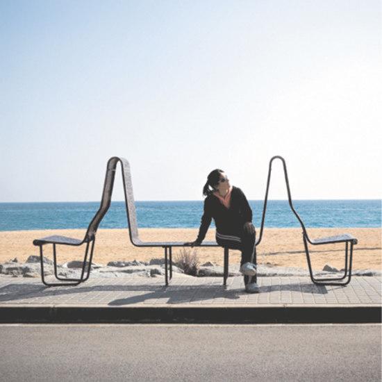 El Filosofo Bench by BD Barcelona | Exterior benches