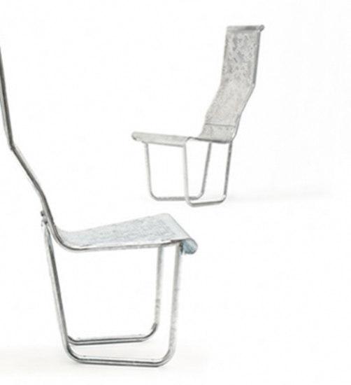 El Solitario Chair di BD Barcelona | Sedie da esterno