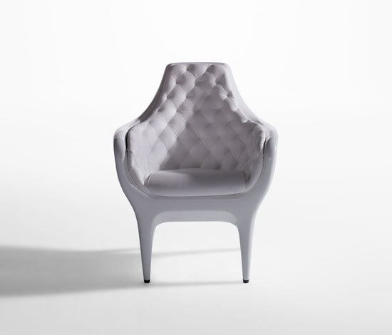 Showtime Armchair Indoor di BD Barcelona | Poltrone lounge