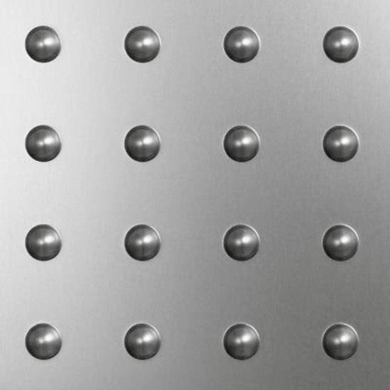Thepel | 03 aluminium sheet by Fractal | Sheets