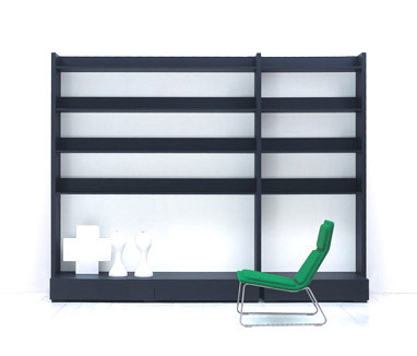 Aviolux by Cappellini | Office shelving systems