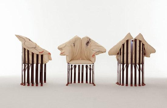 La pagnotta by Meritalia | Chairs