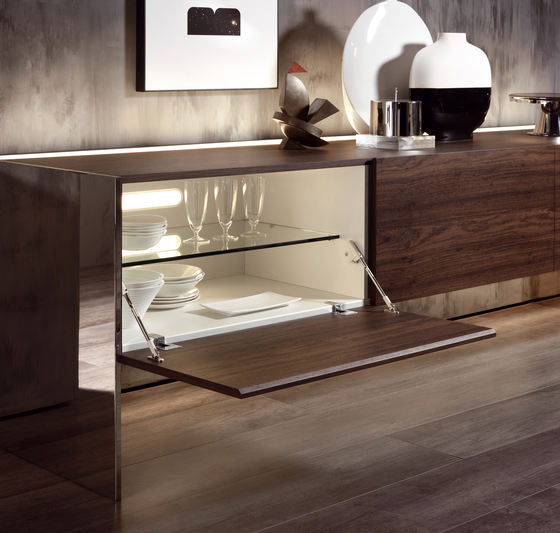 STEEL de Acerbis | Buffets / Commodes