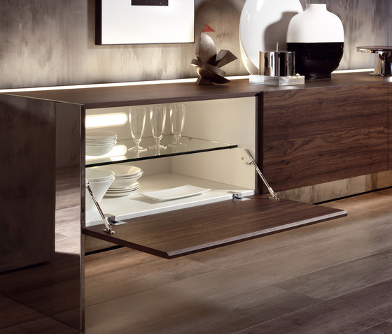 Steel by Acerbis | Sideboards