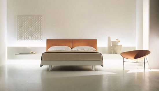 Noor by Acerbis | Double beds