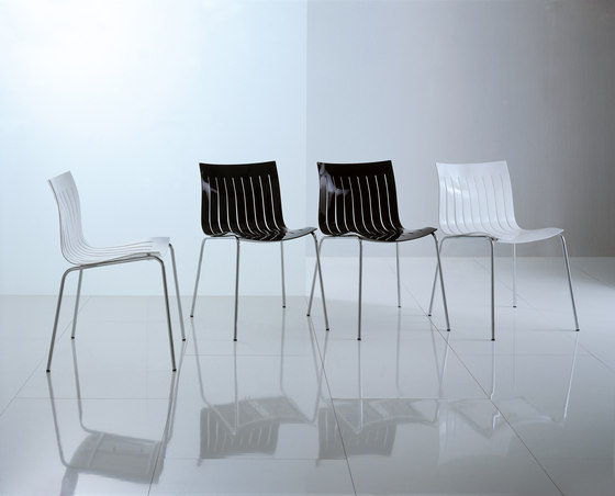 Airy by Acerbis | Visitors chairs / Side chairs