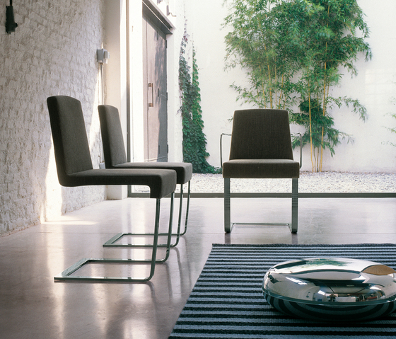 Jag by Bonaldo | Visitors chairs / Side chairs