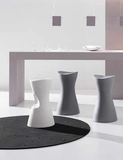 Skoop Stool by Bonaldo | Bar stools