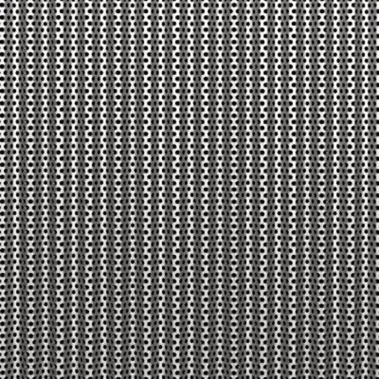 Wave Alu Perfo | 11 aluminium sheet de Fractal | Paneles / placas