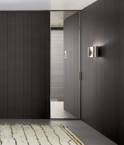 Continuum panelling system by TRE-P & TRE-Più | Panelling systems