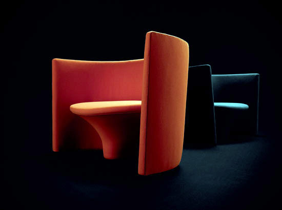 Uptown by Tacchini Italia | Seating islands