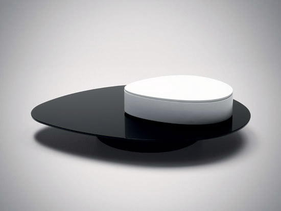 Meniscus by Tacchini Italia | Coffee tables