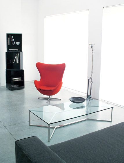 Carlomagno 1 by Gallotti&Radice | Lounge tables
