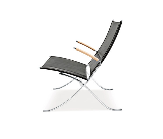 FK 82 X–Chair by Lange Production | Lounge chairs