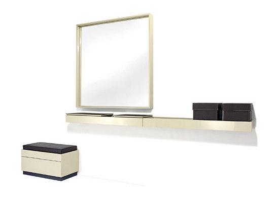HESPERIDE Coat-stand programme by Schönbuch | Mirrors