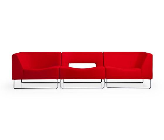 Opera by Koleksiyon Furniture | Modular seating systems