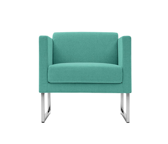 Compact by Tacchini Italia | Lounge chairs