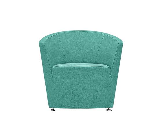 Parentesi by Tacchini Italia | Lounge chairs