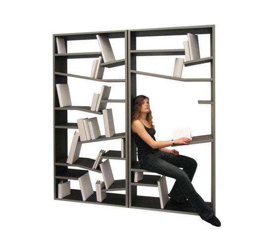 broken shelves [prototype] de mareike gast design | Estantería