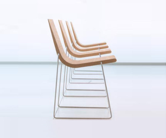 Fold legno by Tagliabue | Chairs
