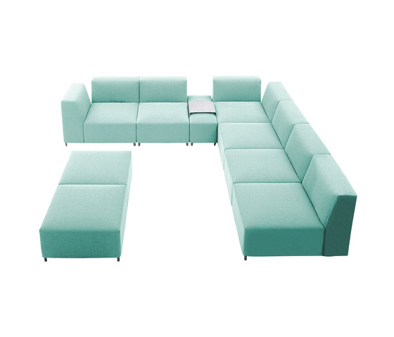 Quadro by Tacchini Italia | Modular sofa systems