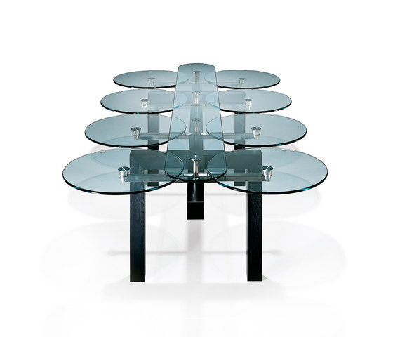 Achter | 1318 by Draenert | Dining tables