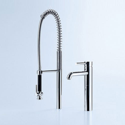 Meta.02 - Single-lever mixer by Dornbracht | Kitchen taps