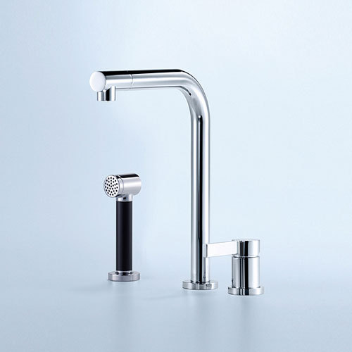Elio - Two-hole mixer by Dornbracht | Kitchen taps