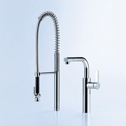 Elio - Single-lever mixer by Dornbracht | Kitchen taps