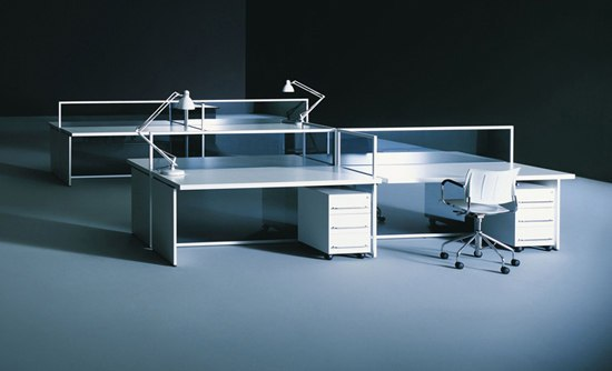 Graphis de Tecno | Systèmes de tables de bureau