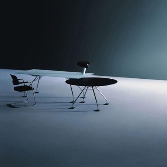 Nomos by Tecno | Individual desks