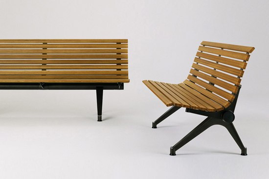 RS by Tecno | Waiting area benches
