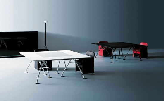 Nomos by Tecno | Meeting room tables
