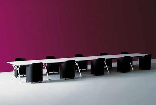 Nomos by Tecno | Conference tables