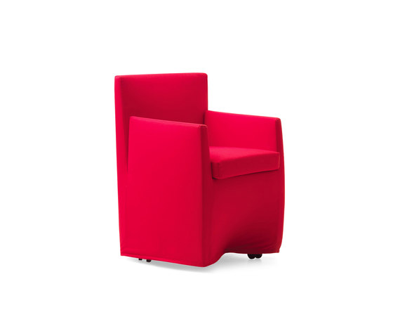 Capri Millenium armchair by Baleri Italia by Hub Design | Visitors chairs / Side chairs