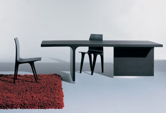 0+1   414 by Bernini   Dining tables