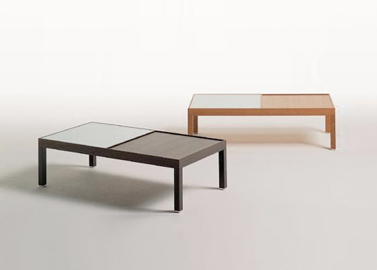 Texo | 8565 8566 by Bernini | Coffee tables