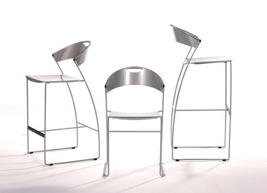 Juliette by Baleri Italia by Hub Design | Bar stools