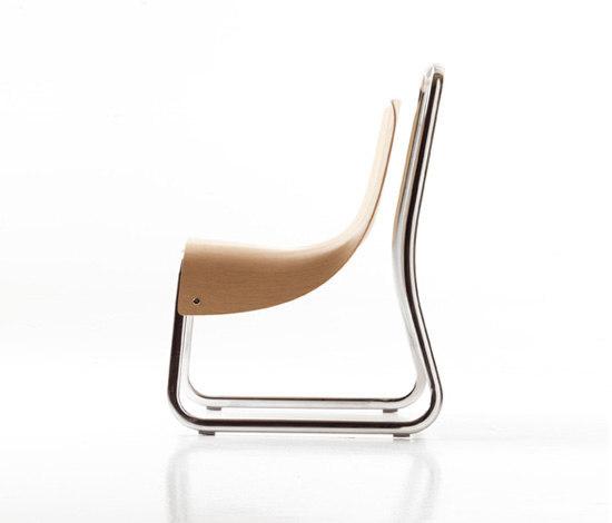 Littlebig di Baleri Italia by Hub Design | Sedie