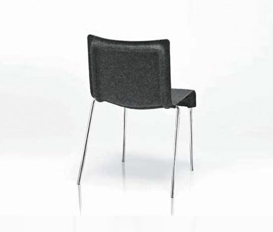 Gubi Chair 2 by GUBI | Visitors chairs / Side chairs