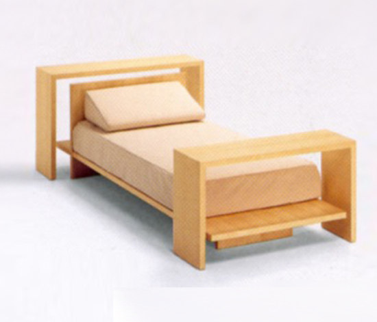 Dormusa divanoletto by Woodesign | Day beds